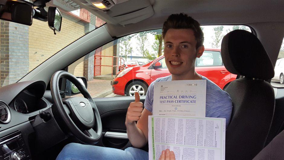 Driving Lessons Sunderland_Haydn