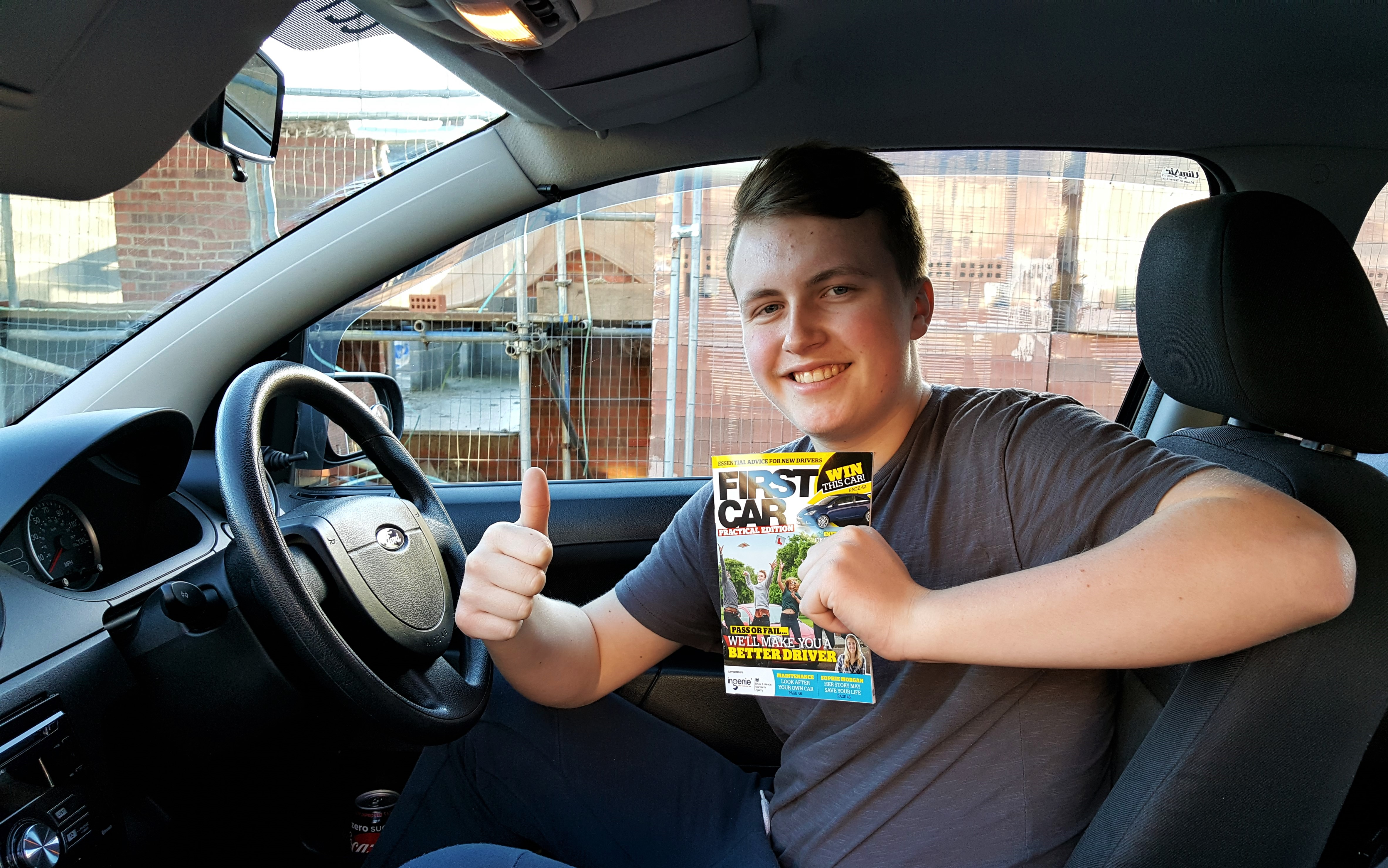 Driving Lessons Sunderland - Matthew Fox
