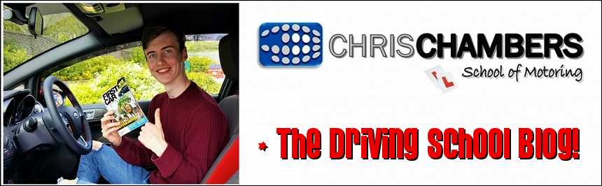 Chris Chambers School of Motoring – The Driving School Blog!